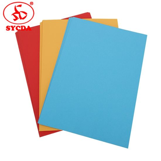 Multicoloured Woodfree Paper with Competitive Pirce and Remarkable Quality pictures & photos