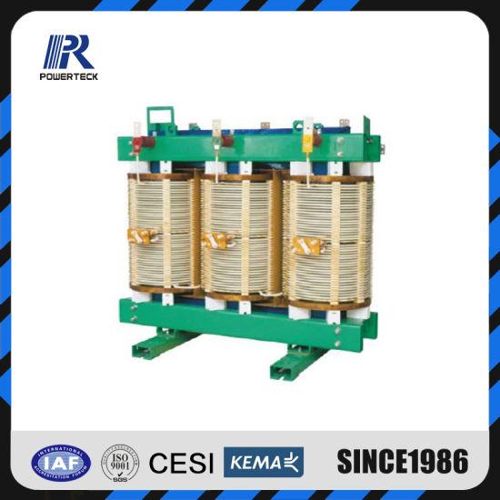 Sg10 Type H Grade Insulation Dry Type Transformer