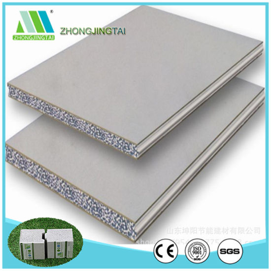 China Factory Lightweight EPS Cement Wall Panel pictures & photos