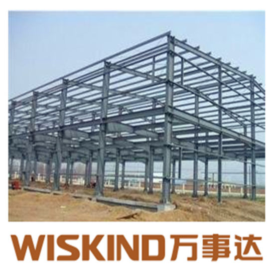 Design and Manufacture Industrial Steel Structure Workshop pictures & photos