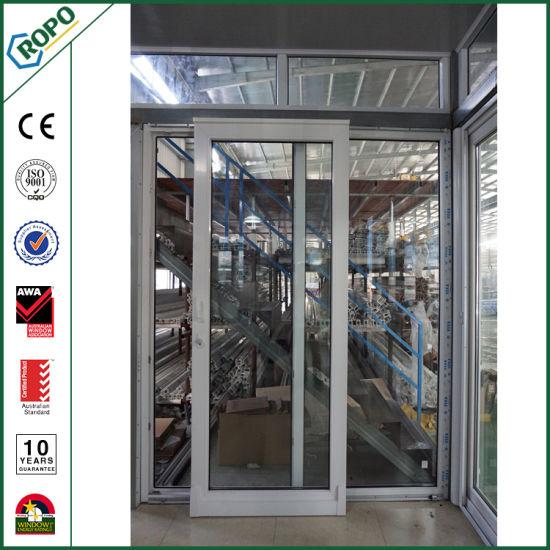 PVC Plastic Door Australian Standard Impact Resistant Patio Sliding Doors & China PVC Plastic Door Australian Standard Impact Resistant Patio ...
