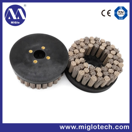 Customized Industrial Brush Disc Brush for Deburring Polishing (DB-200031) pictures & photos