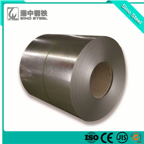 Dx51d Z80 Hot Dipped Zinc Coated Gi Galvanized Steel Coil pictures & photos