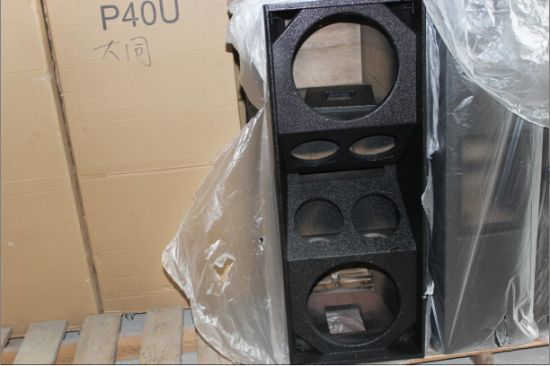"Outdoor 2*12"" 8ohm 1000W PRO Line Array Speaker Box pictures & photos"