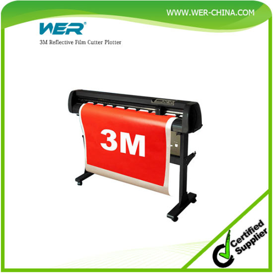 Great Quality 3m Reflective Film Cutter Plotter