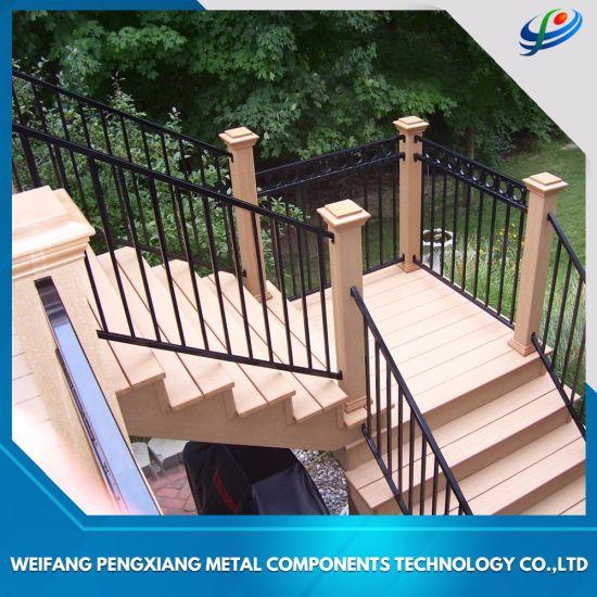 Aluminum Handrail Components
