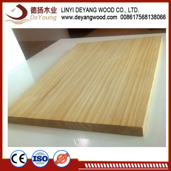 Environmental S4s Solid Wood Boards