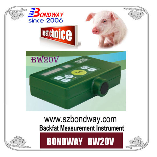 Veterinary Equipment, Backfat Testing Device, Backfat Measurment Instrument, Backfat Thickness Measurement for Swine, Pig, Pork Breeder, Farmer, Medical Product