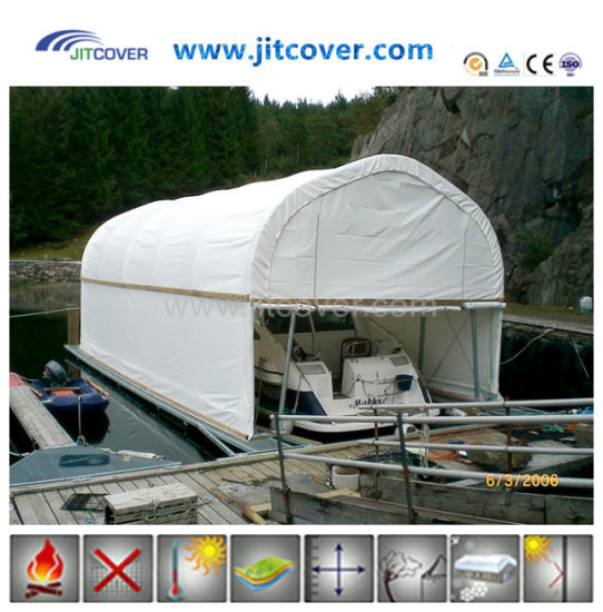 16′ Wide Customized Yacht Shelter, Portable Carport, Instant Tent with Factory Price (JIT-1633)