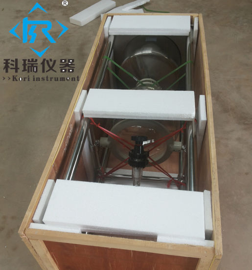 China 10L High Borosilicate Glass Laboratory Stainless Steel
