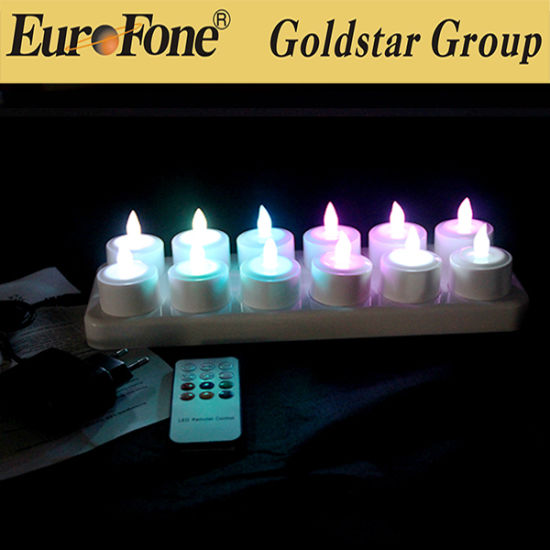 LED Rechargeable Candle Hot New Products for Decoration