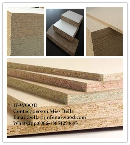 Shuyang Factory Particleboard with Good Quality and Cheap Price