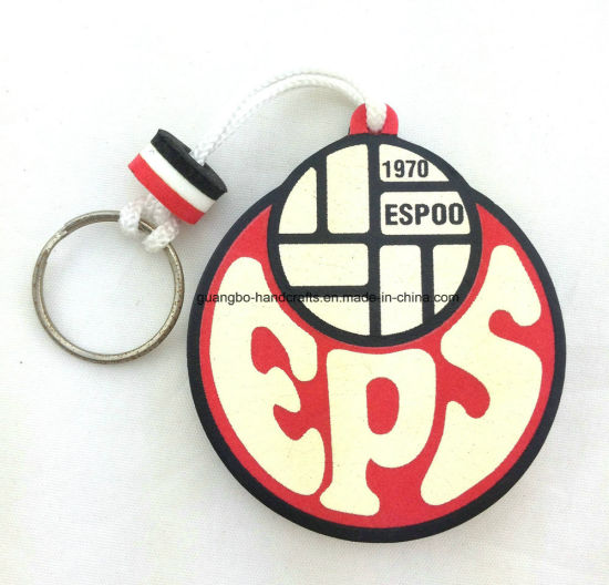 Fashional and New Hot Sell EVA Floating Keychain pictures & photos