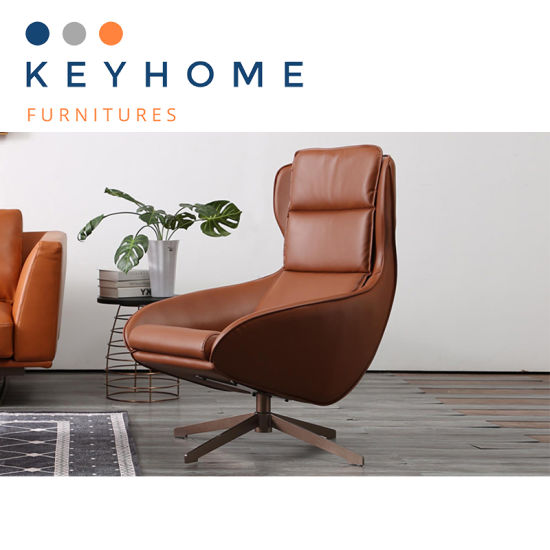 China High Back Swivel Chair Leisure Chair For Living Room Office