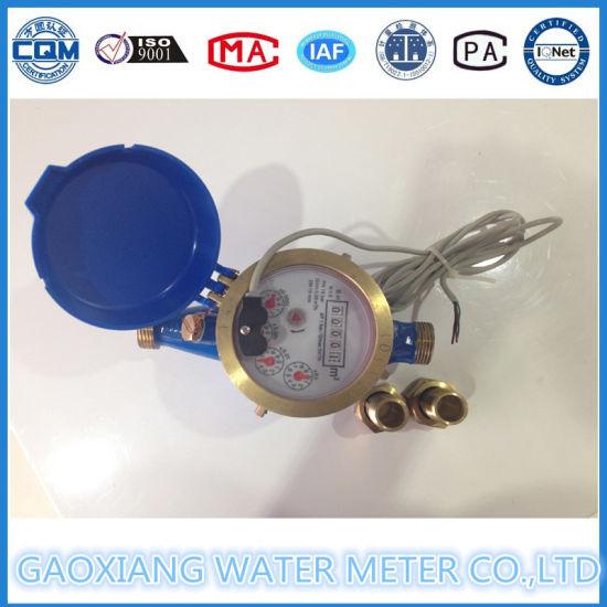 Multi-Jet Dry Type Impulse Water Flow Meter