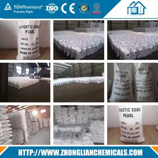 CAS No  1310-73-2 99% Naoh Caustic Soda Sodium Hydroxide Price