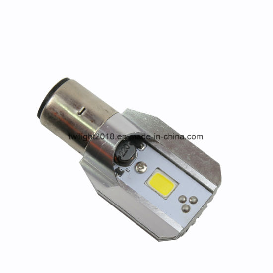 Ba20d-Power-9W New Style LED Head Light Bulb for Automotive and Motorcycle