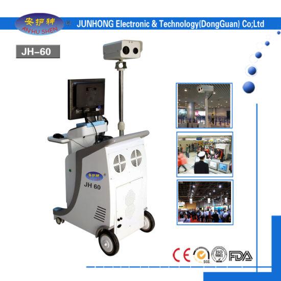 Infrared Thermal Imaging Detector Human Body Temperature Measurement System