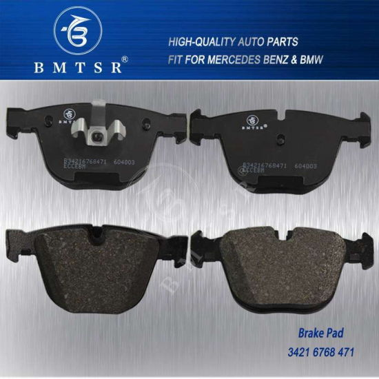 Chinese Auto Parts Auto Brake Pad for BMW E60/E90