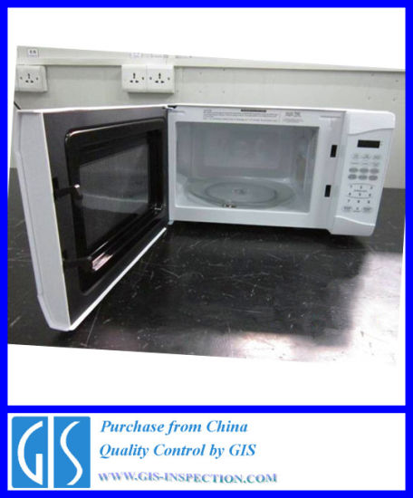 Home Appliances Inspection Certificate/Quality Control and Inspection Service