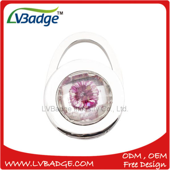 High Quality Folding Purch Bag Hanger with Custom Logo pictures & photos