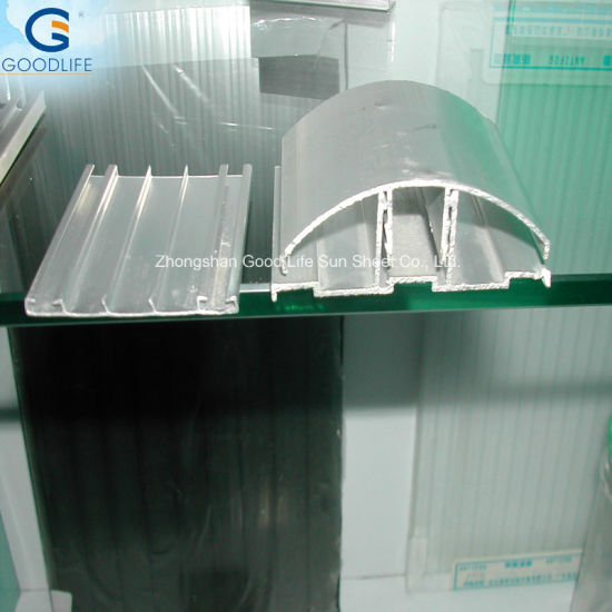 ff1fe237970 China H Aluminum Connection Profile for Polycarbonate Sheet - China ...