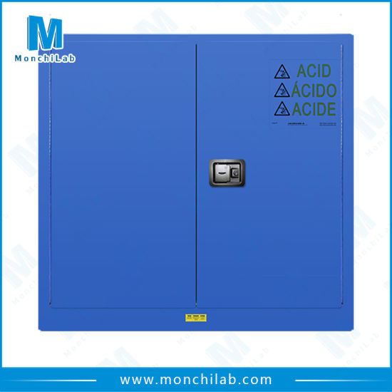 Acid Storage Safety Cabinet for Chemistry Lab pictures & photos