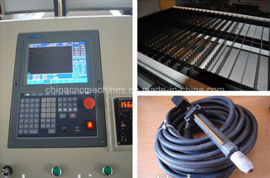 Plasma Metal Cutting Machine Huayuan 63A 10mm Laser Cutter pictures & photos