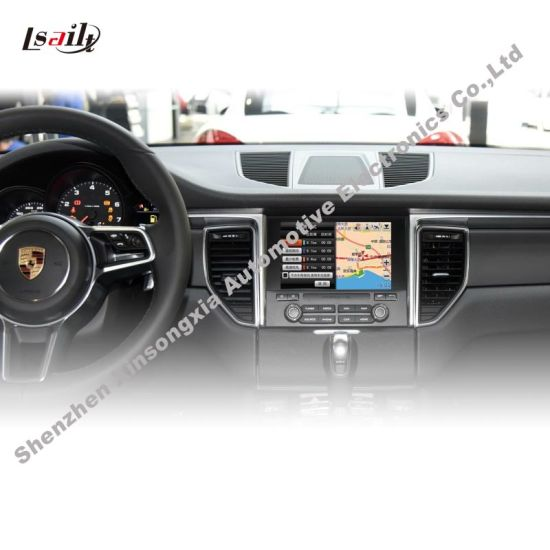 Car Navigation Box for 2017 Porsche PCM4.0 System Wince Video Interface System pictures & photos