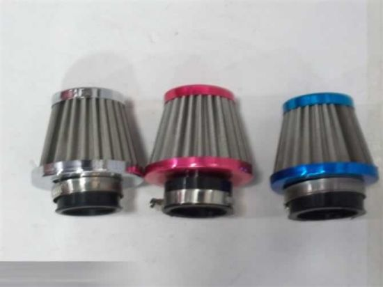 Blue Red and Yellow Air Filter for Motorcycles Air Filter pictures & photos