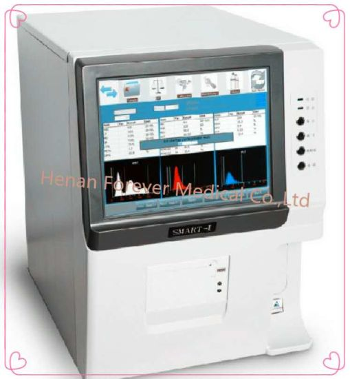 Hospital Lab Equipment Yj-H6001 Hematology Analyzer pictures & photos