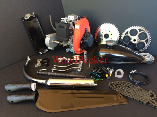 China 49cc 4-Stroke Center Mount Motor Gas Powered Motor