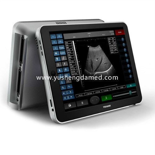 Ce Full Digital iPad Veterinary Ultrasound Scanner (YSD3200) pictures & photos