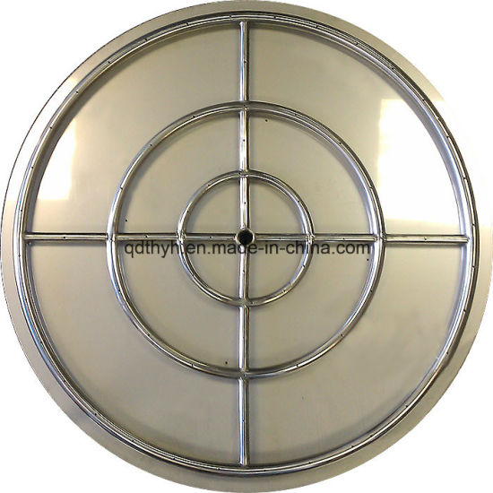 48 Inch Stainless Steel Fire Rings for Fire Pit, Fire Burner