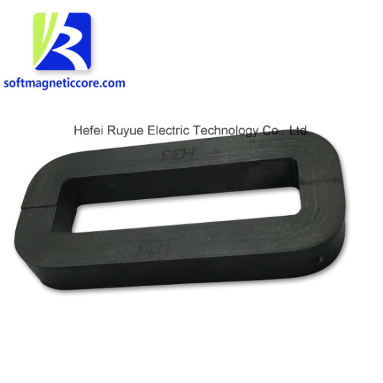 High Permeability Sillicon Steel Wound Core of Current Trasformer