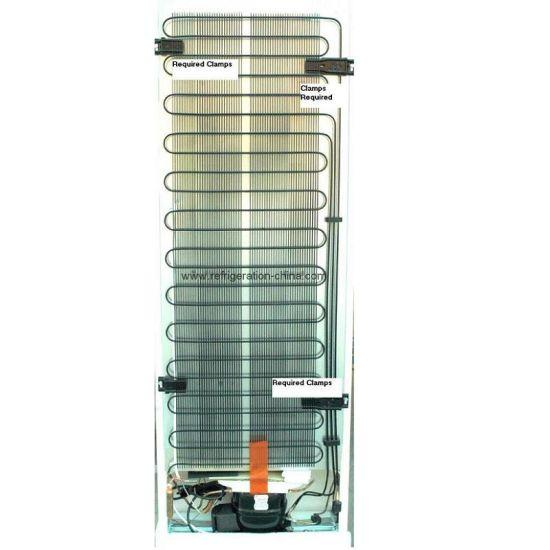 Wire on Tube Water Dispenser Condenser