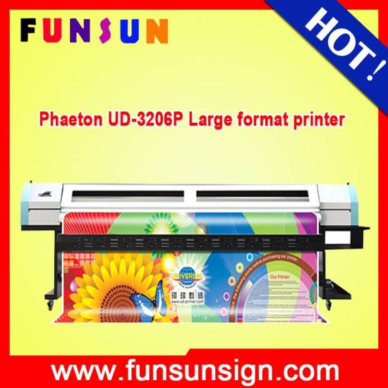 ec82e5dd0 Phaeton Ud-3206p 3.2m Solvent Outdoor Banner Digital Flex Banner Printing  Machine (seiko
