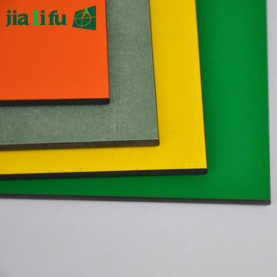 Jialifu Decorative High Pressure Compact Laminate Panel pictures & photos