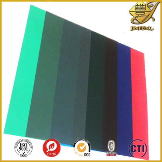 China Transparent Colored Plastic PVC Sheet - China Colored PVC ...