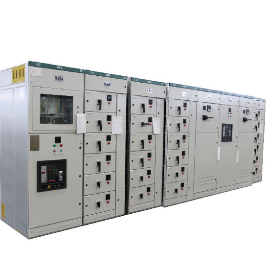 Drawable Metal Enclosed Low-voltage Switchgear MCC Power Control MNST