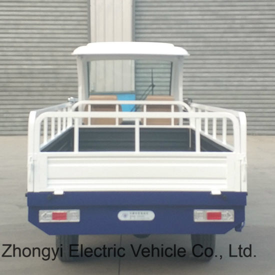 Electric Utility Vehicle Cargo Truck 2/3ton