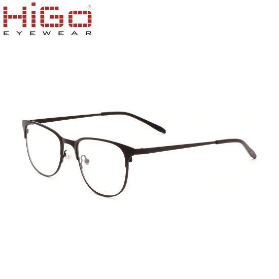 Colorful Metal Glasses Frame Optical Eyeglasses