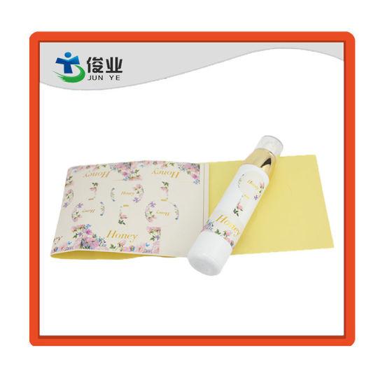 Cmyk Printing High Self Adhesive Bottle Sticker/Customized Printing Label