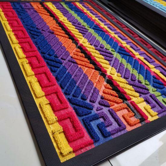 Basics Anti-Slip Door Mat Polypropylene 90 x 150 cm