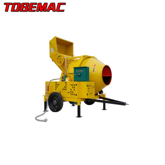 1 Yard Concrete Mixer for Sale for Industrial Facility