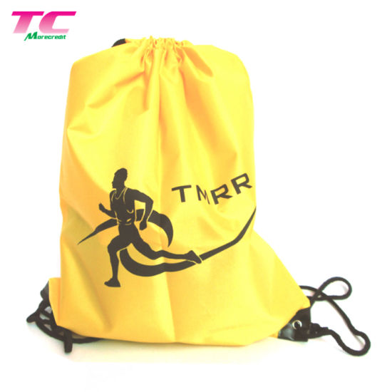 67fffe4a0599 China Supplier Custom Printed Logo Luxury Drawstring Dust Bag pictures    photos