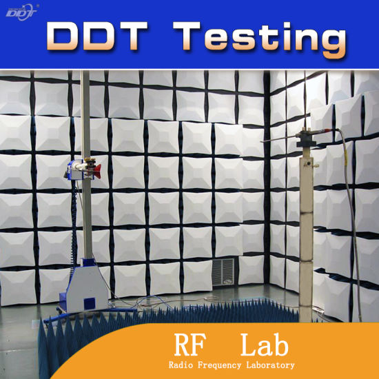 China Rf Fcc Testing Certification Service For Wireless