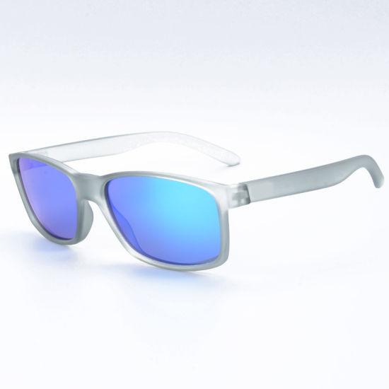 Hot Sale UV400 Polarized PC Sunglasses Optional Colour Outdoor Sport Protective Glasses Unisex Full Frame Fashion Sunglasses