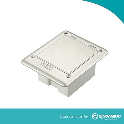 Rectangular Watertight Floor Box IP66 for Outdoor