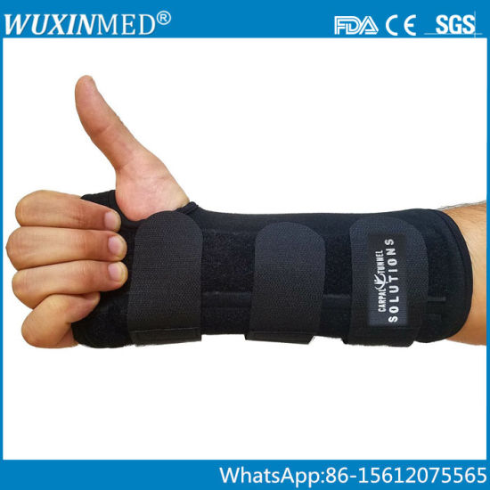 fce12add1b Medical Orthopedic Forearm Wrist Support Brace - China Forearm Brace,  Durable Forearm Support   Made-in-China.com